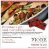 Fiore Gift Card