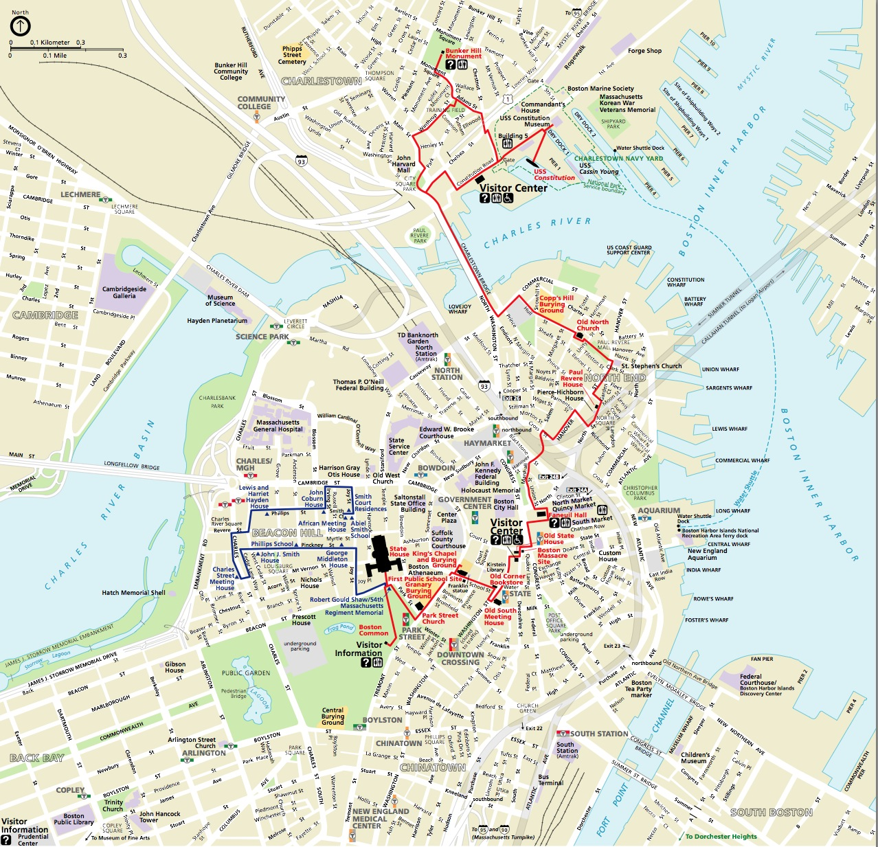 Map northendbostoncom